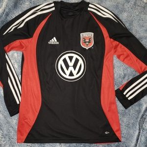 D.C. UNITED MLS ADIDAS FAN JERSEY